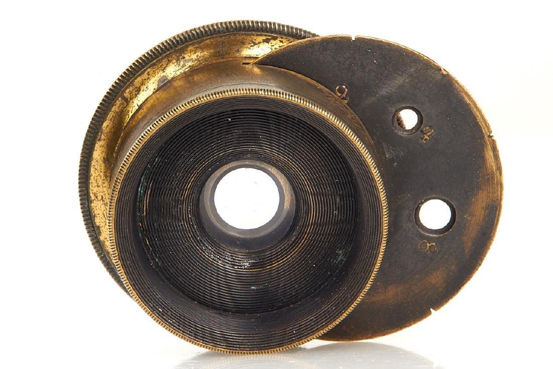 Voigtländer Anastigmat lenses, 1880-1900, no. 71107 - 6