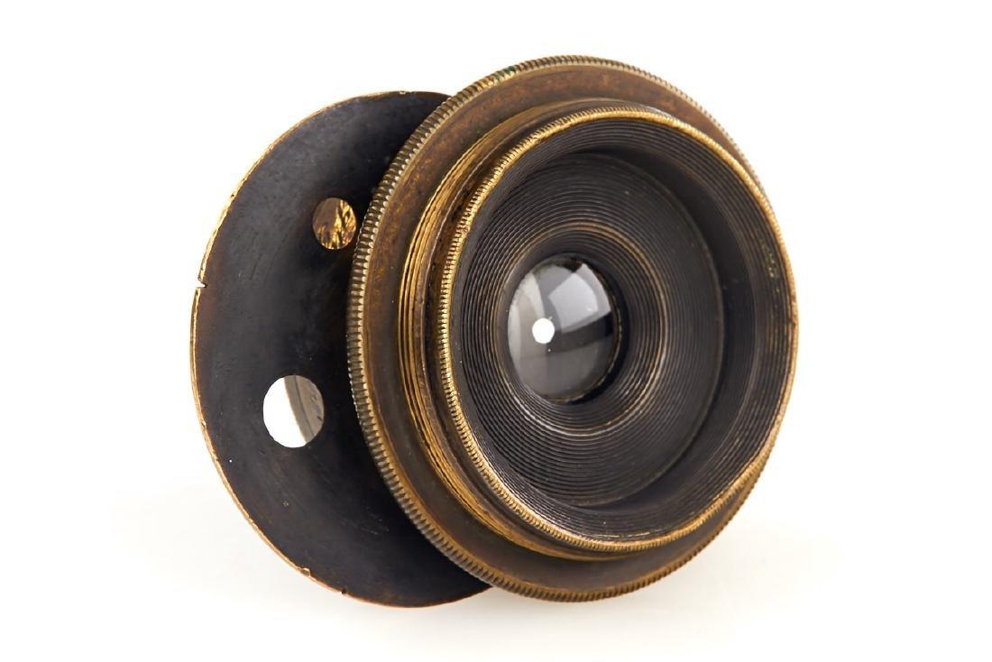 Voigtländer Anastigmat lenses, 1880-1900, no. 71107 - 8