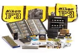 Nikon Advertising  Promotional material 19602000