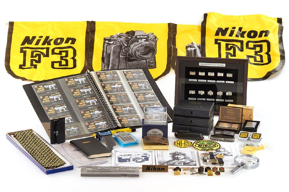 Nikon Advertising / Promotional material, 1960-2000