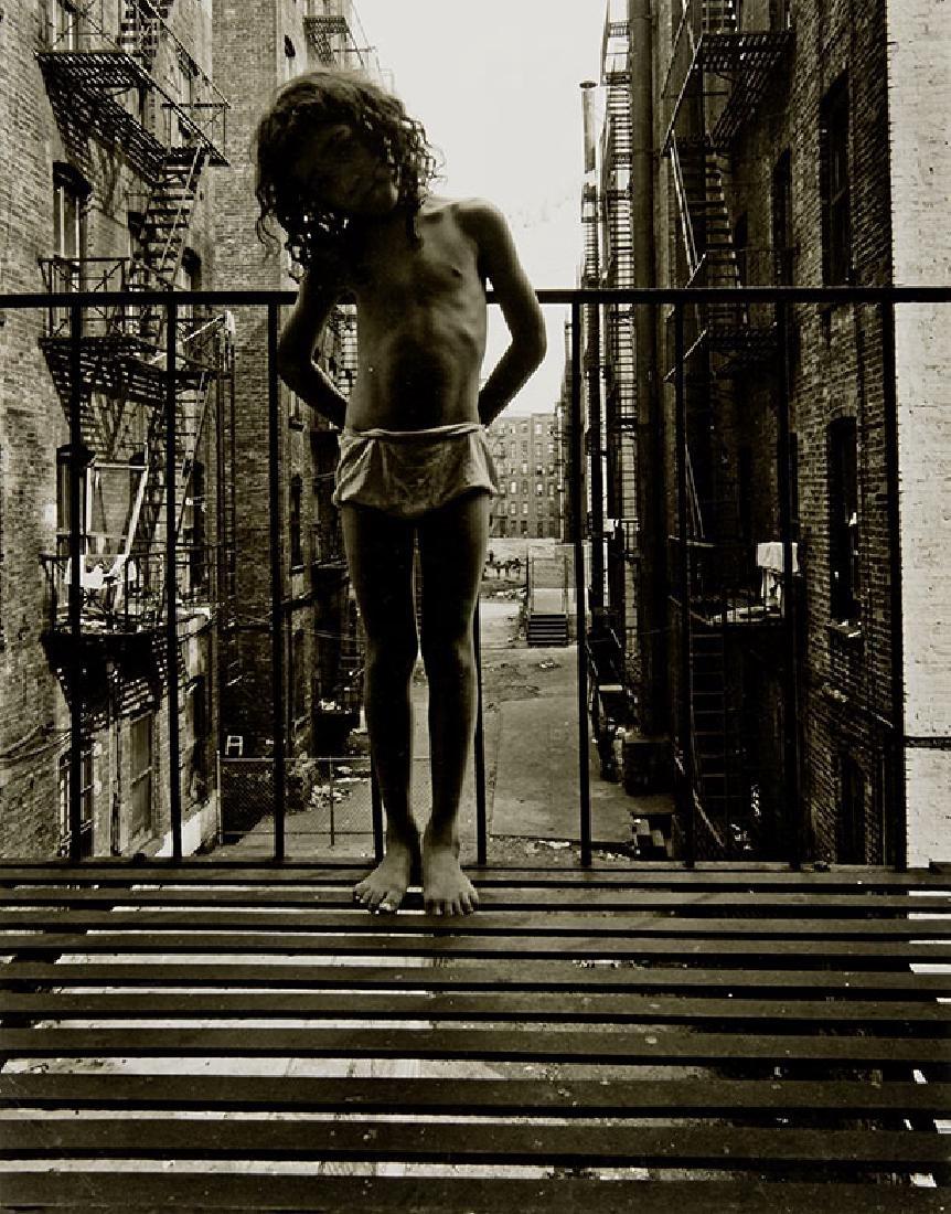 BRUCE DAVIDSON (* 1933)