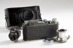 Leica: IIIc K Grey 'Luftwaffen-Eigentum'