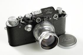 Leica: IIIc Black
