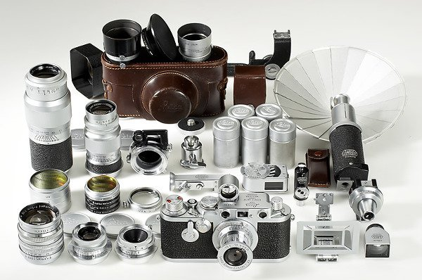 75: Leica: IIIf outfit