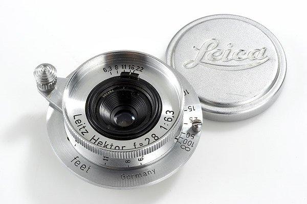 83: Leica: Hektor  6.3/2.8cm