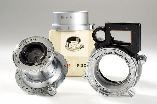 87: Leica: Elmar  3.5/5cm