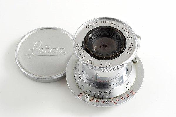 88: Leica: Elmar  3.5/5cm