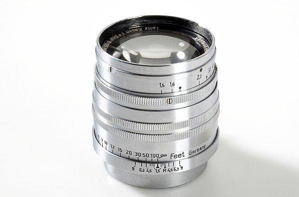 92: Leica: Xenon  1.5/5cm Taylor-Hobson