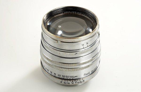 93: Leica: Xenon  1.5/5cm Taylor-Hobson