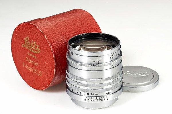 94: Leica: Xenon  1.5/5cm
