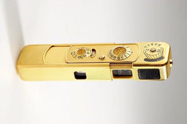 464: Minox  B Gold - 2