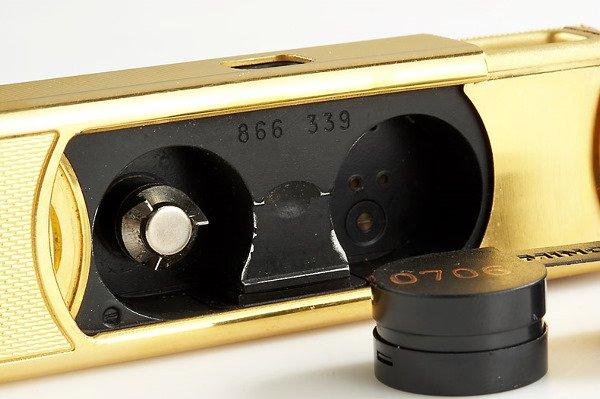 464: Minox  B Gold - 5