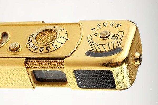 464: Minox  B Gold - 6