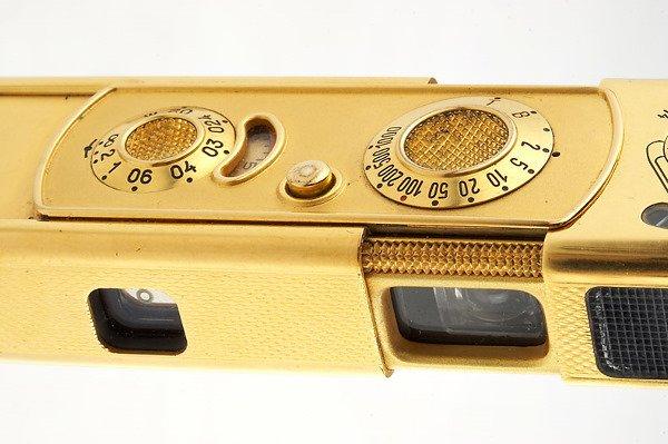 464: Minox  B Gold - 7