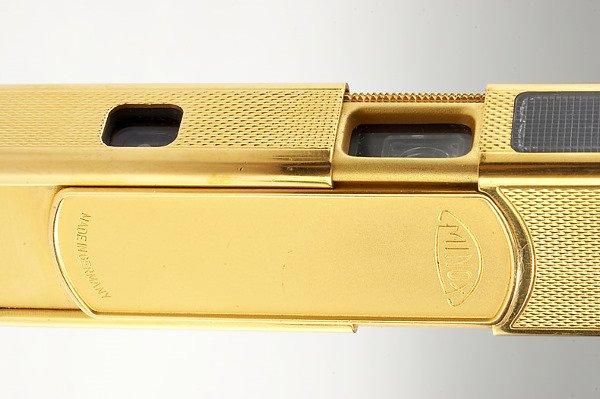 464: Minox  B Gold - 8