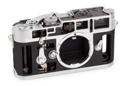 Leica M3 Prototype Cut-Away, c.1955