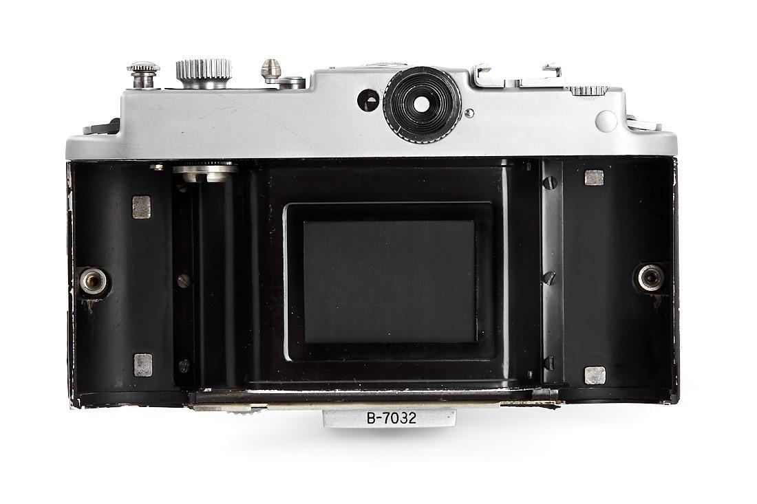 Kodak Ektra II prototype *, c.1948, no. B-7032 - 10