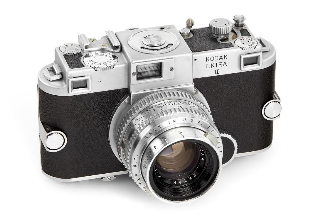 Kodak Ektra II prototype *, c.1948, no. B-7032