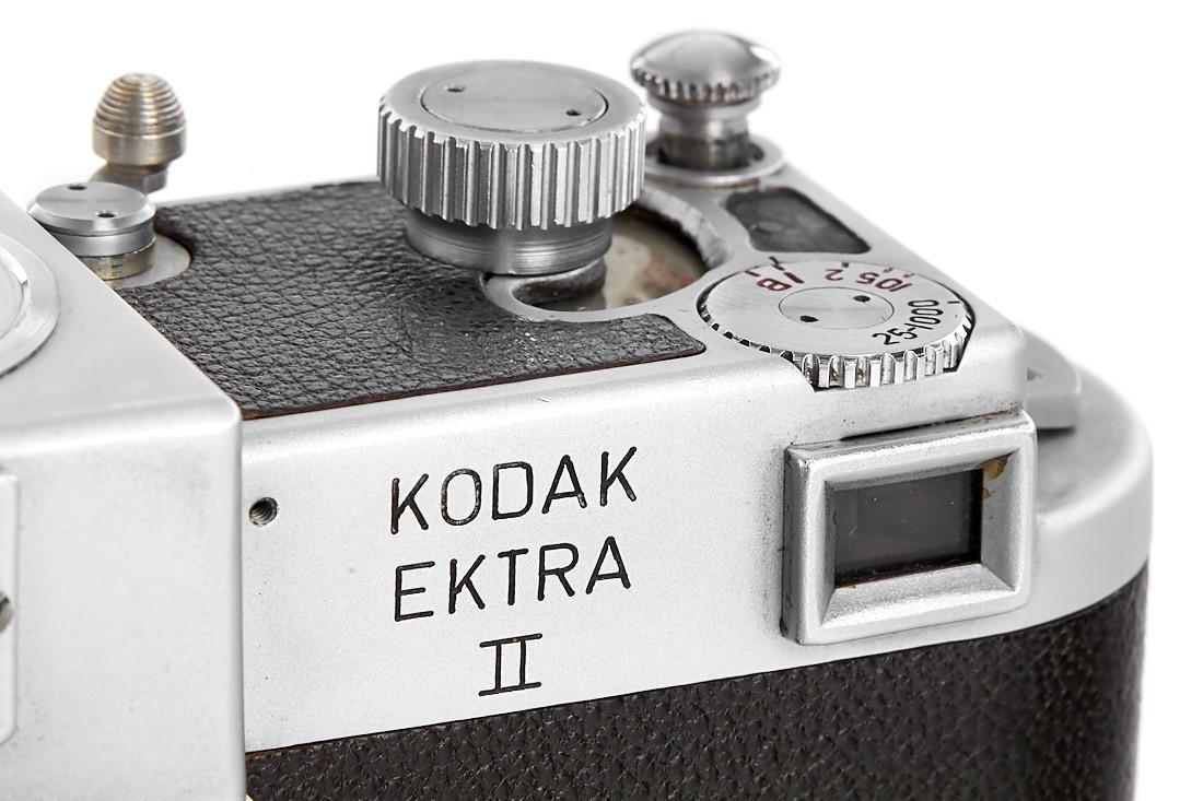 Kodak Ektra II prototype *, c.1948, no. B-7032 - 3