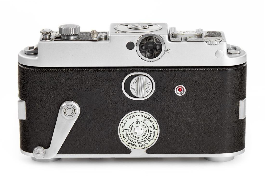 Kodak Ektra II prototype *, c.1948, no. B-7032 - 4