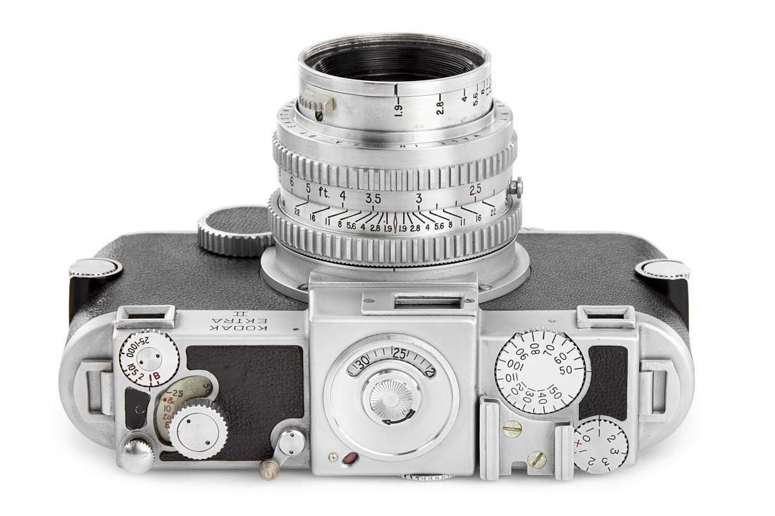 Kodak Ektra II prototype *, c.1948, no. B-7032 - 5