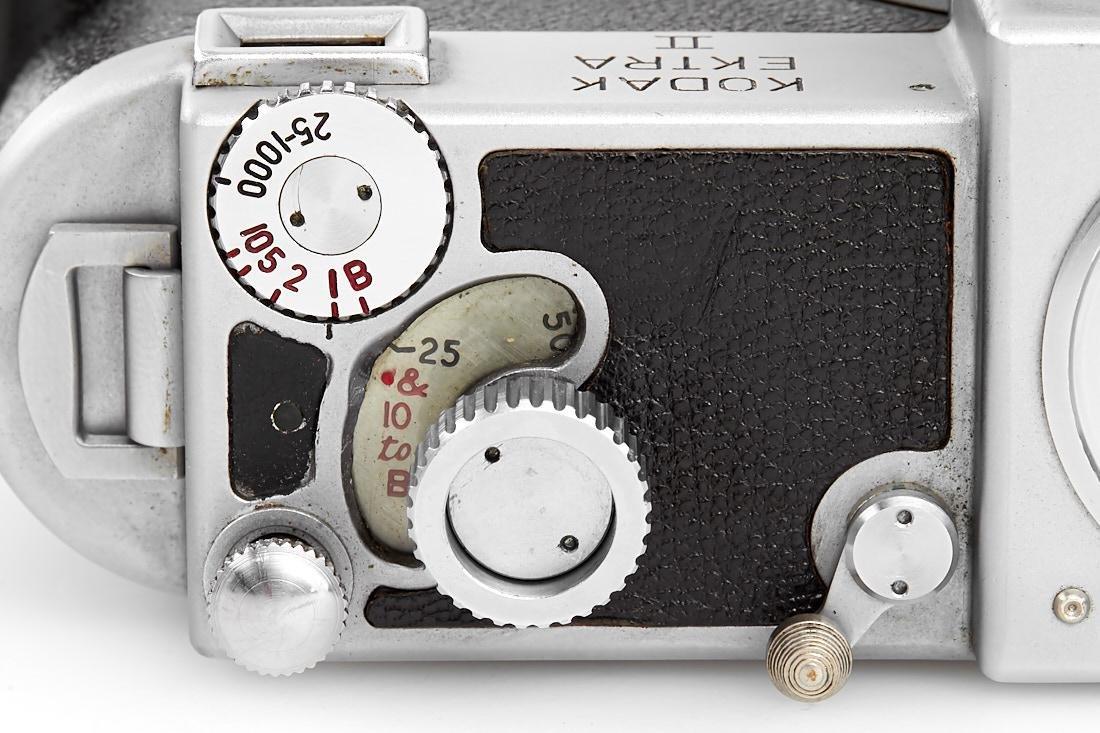 Kodak Ektra II prototype *, c.1948, no. B-7032 - 6