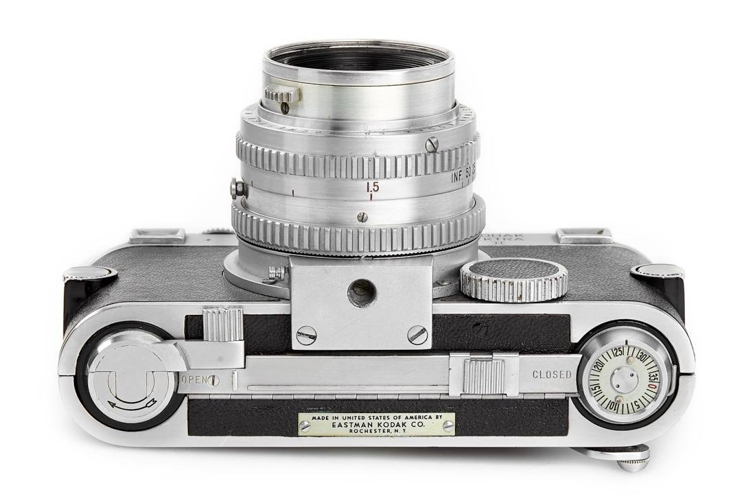 Kodak Ektra II prototype *, c.1948, no. B-7032 - 8