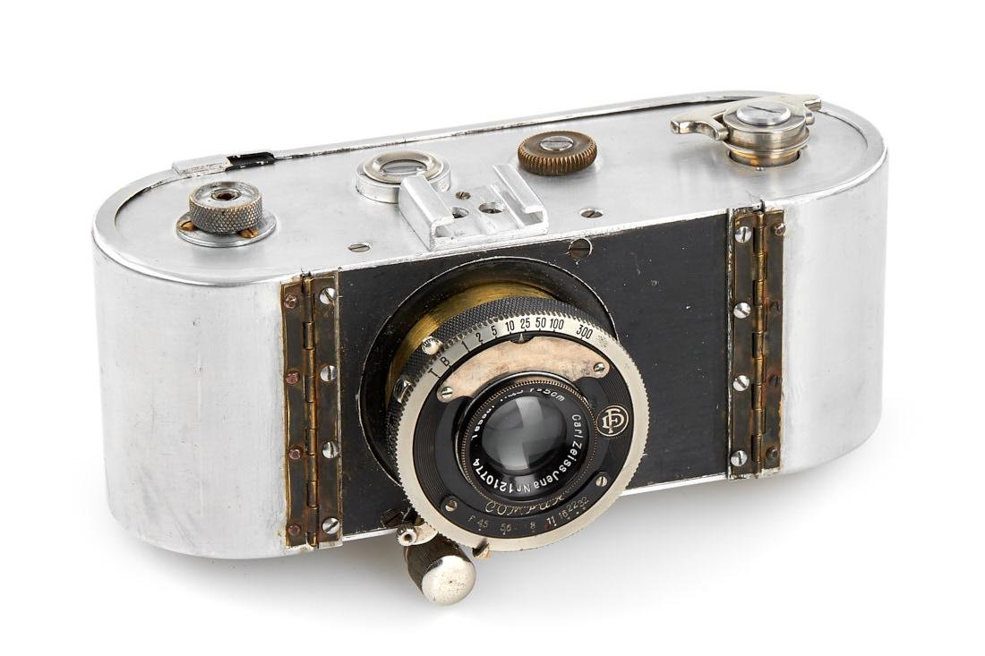French Prototype 35mm camera, c.1930