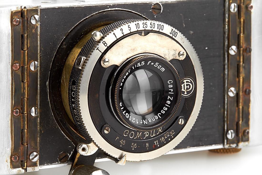 French Prototype 35mm camera, c.1930 - 2