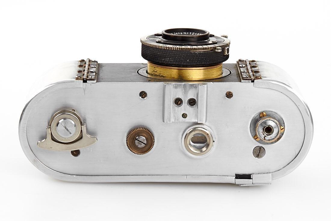 French Prototype 35mm camera, c.1930 - 4