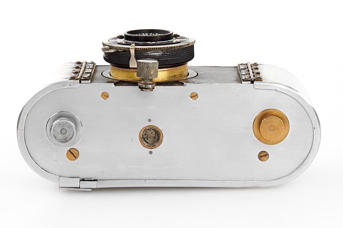 French Prototype 35mm camera, c.1930 - 5
