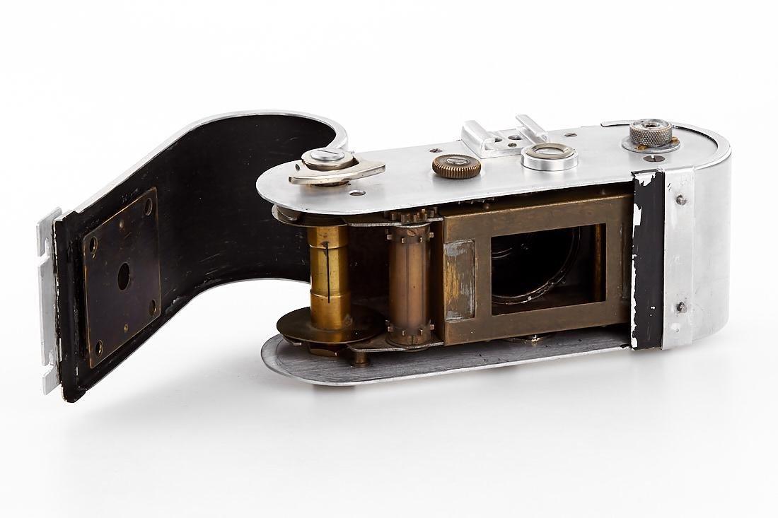 French Prototype 35mm camera, c.1930 - 6