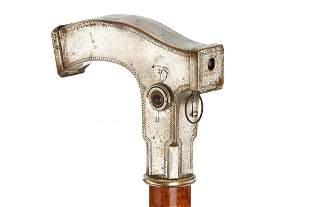 Lehmann Ben Akiba Walking Stick Camera, c.1903, no. 609