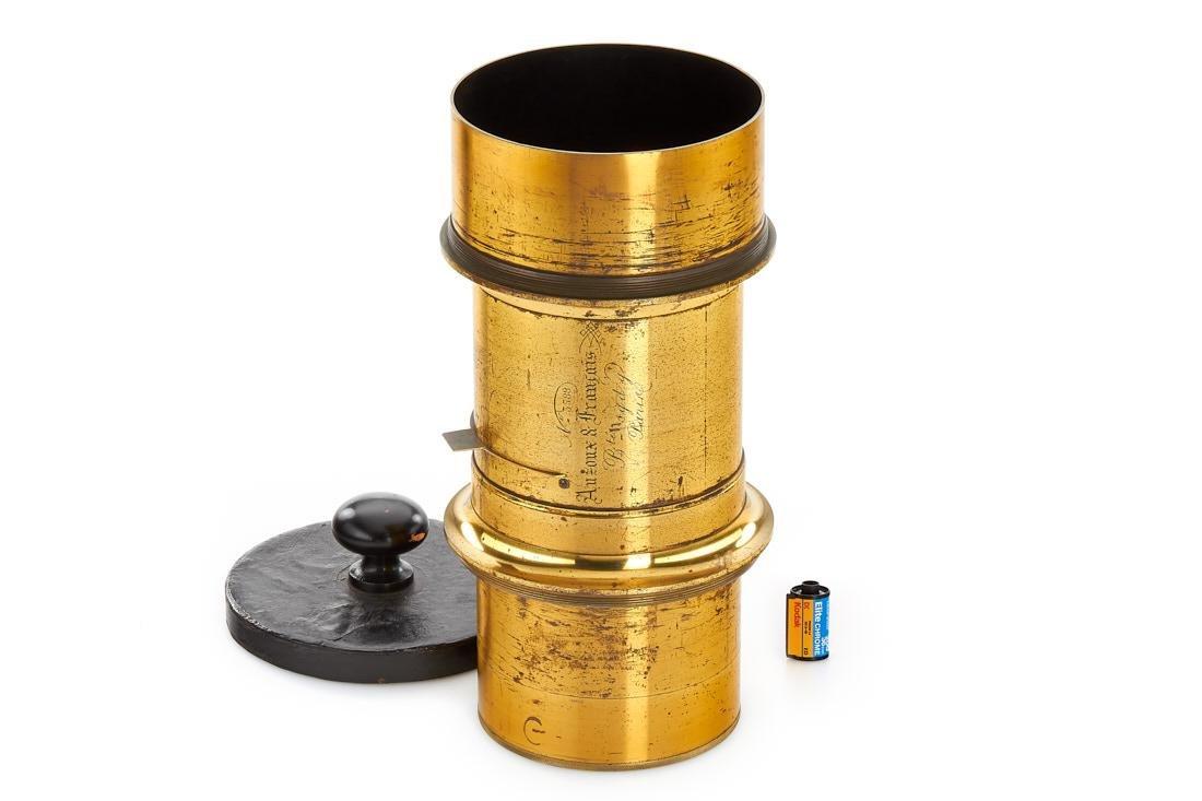 Auzoux & Francais, Paris Brass Lens, c.1865, no. 3588