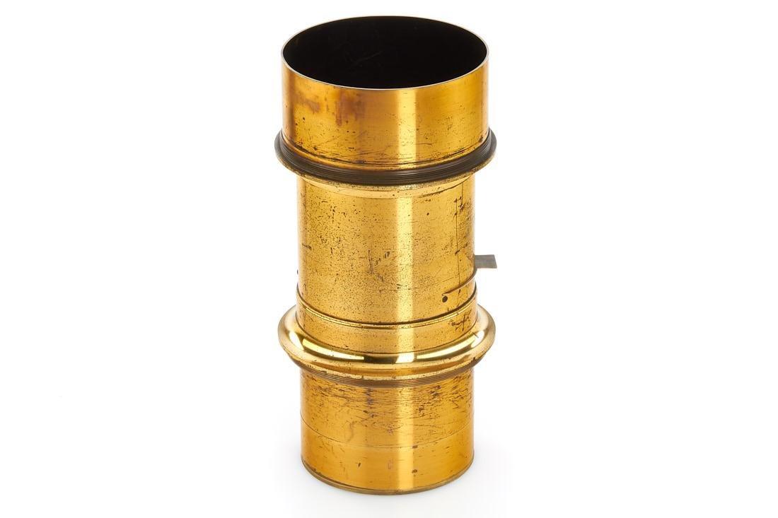 Auzoux & Francais, Paris Brass Lens, c.1865, no. 3588 - 2