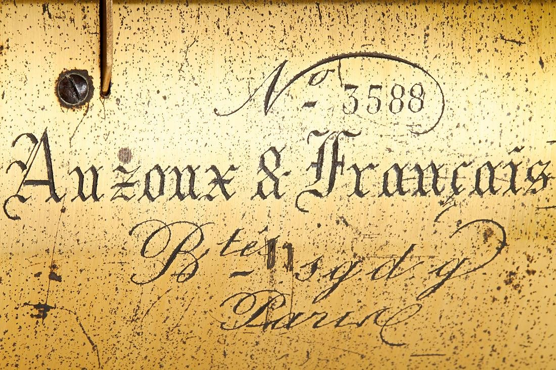 Auzoux & Francais, Paris Brass Lens, c.1865, no. 3588 - 5
