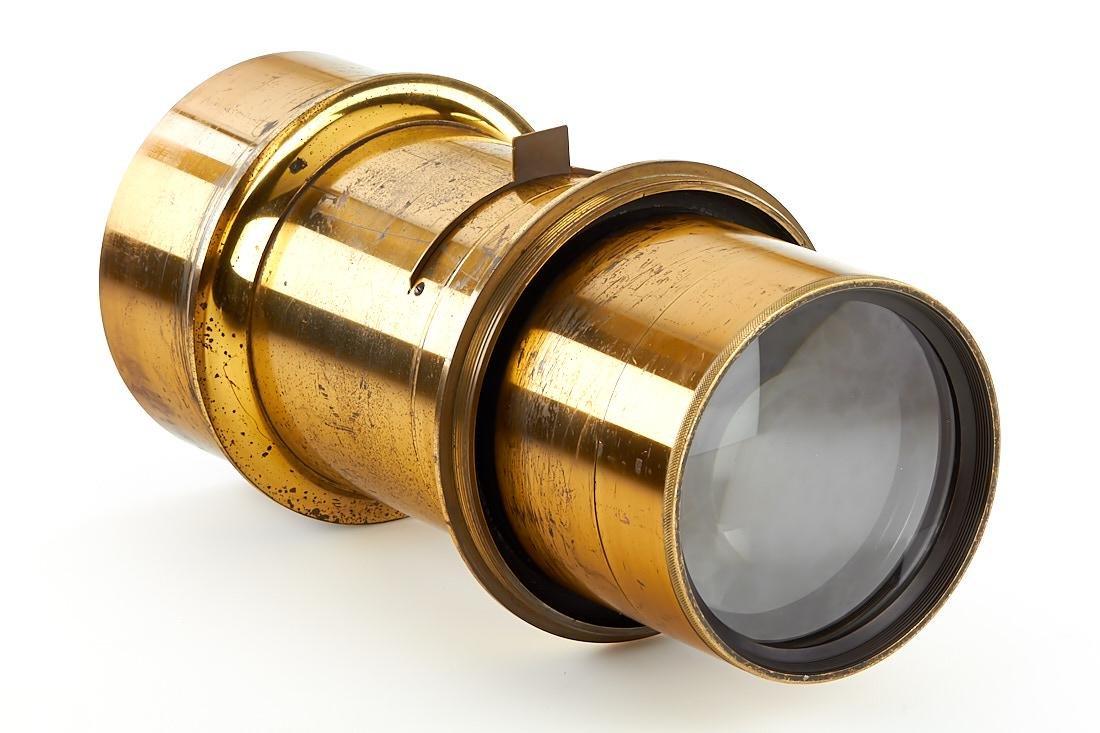 Auzoux & Francais, Paris Brass Lens, c.1865, no. 3588 - 6