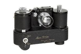 Leica 250 GG Reporter + Leica-Motor MOOEV *