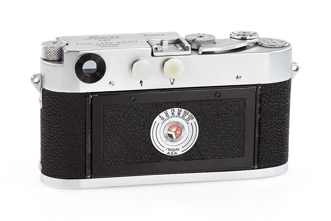 Leica M3 prototype * - 9
