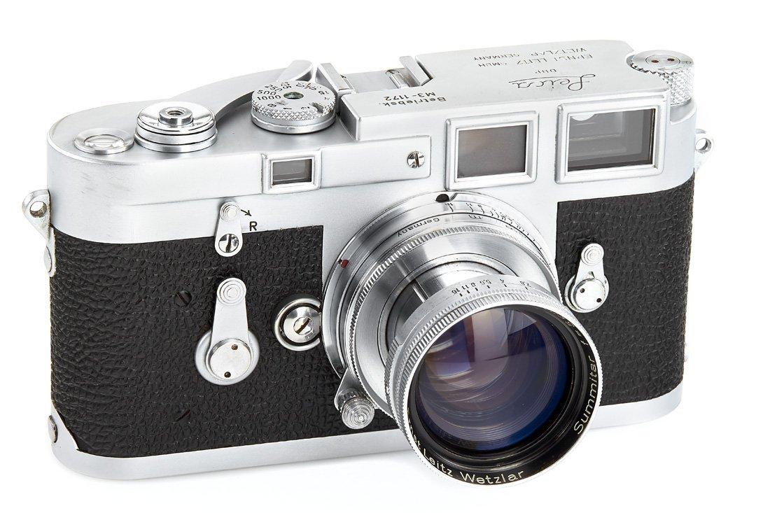 Leica M3 Betriebskamera