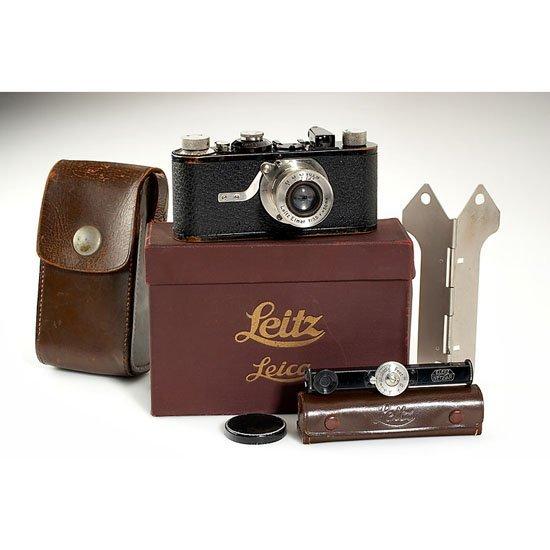 5: Leica: I Mod.A  Elmar 'Close-focus'