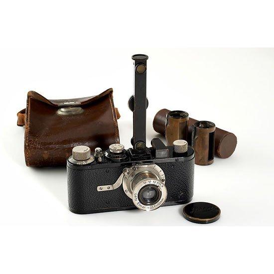 6: Leica: I Mod.A  Elmar