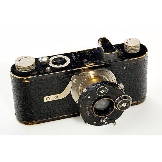 8: Leica: I Mod.B  Dial-Set  Compur Leica