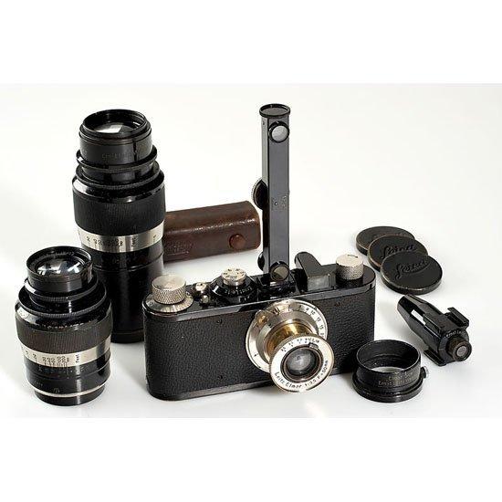 9: Leica: I Mod.C outfit