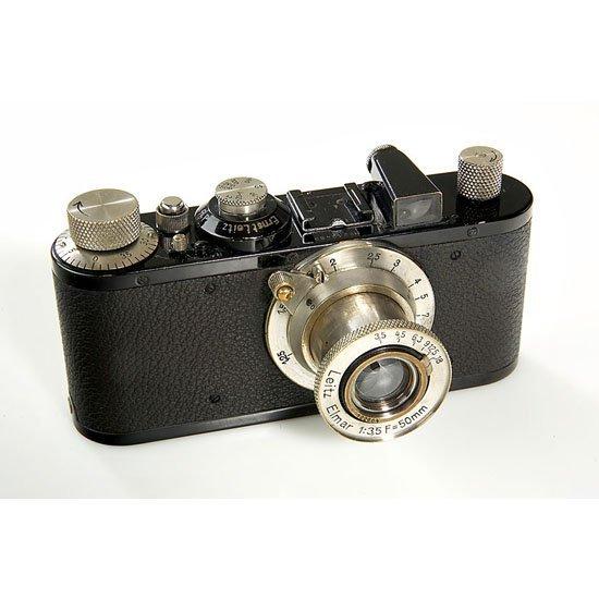 12: Leica: Standard Model E black