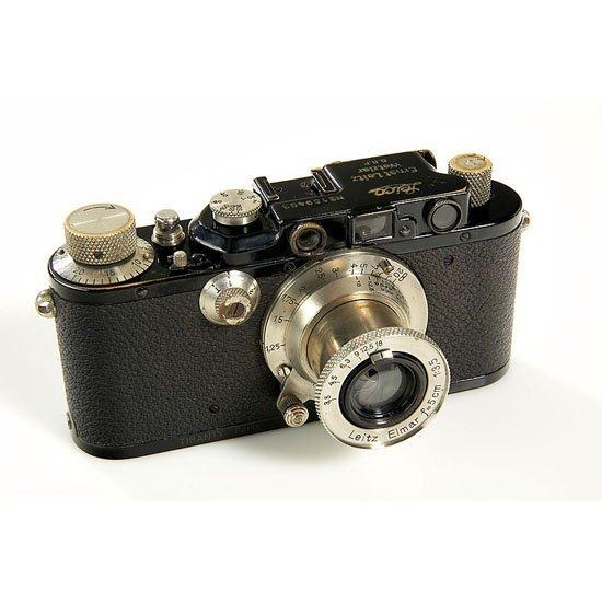 19: Leica: III Mod.F black Tiranty Paris