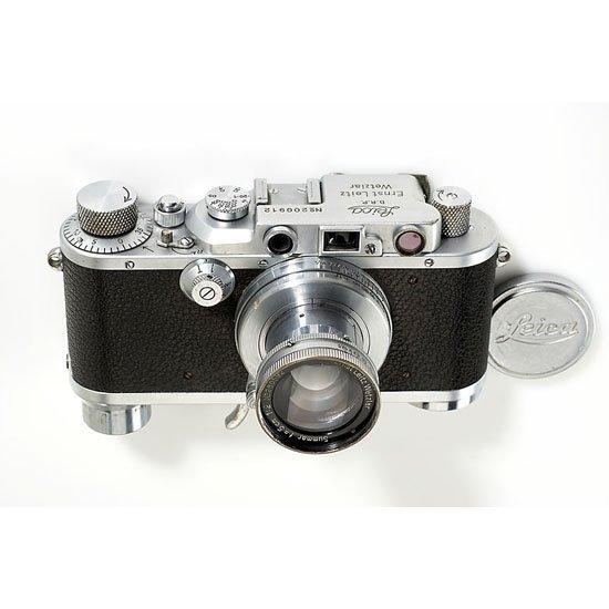 22: Leica: IIIa set