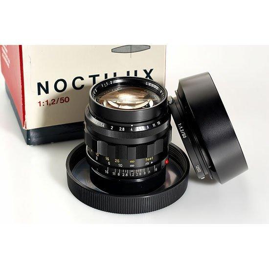 196: Leica: Noctilux  1.2/50mm
