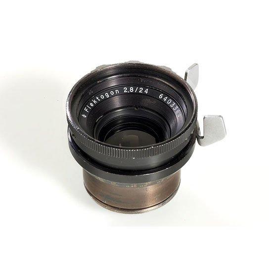 786: Carl Zeiss Jena  Flektogon 2.8/24mm