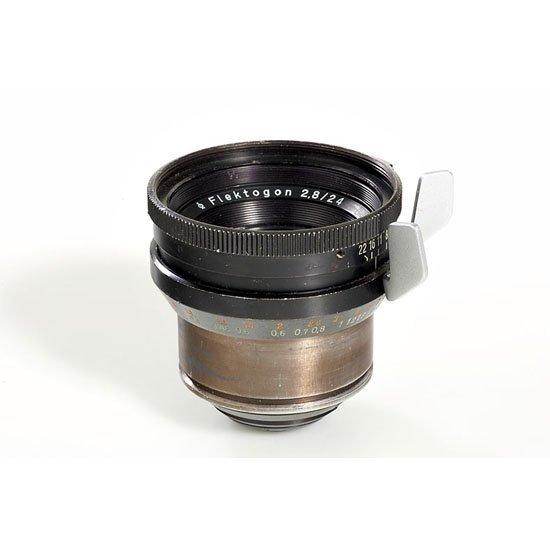 786: Carl Zeiss Jena  Flektogon 2.8/24mm - 2